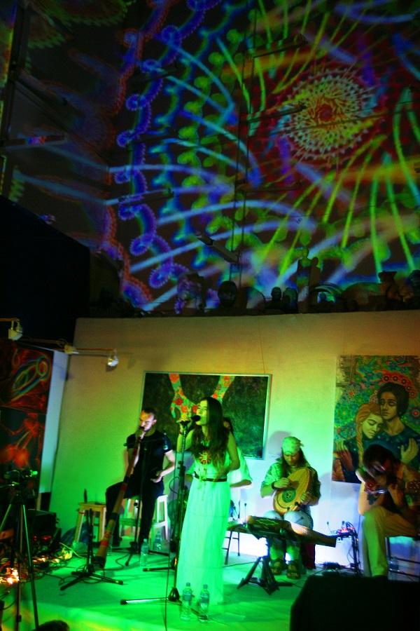 Творческая Мастерская Рябичевых, Юрьева ночь (фото 13)
