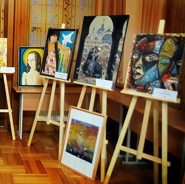 """Выставка """" С любовью к миру"""" в Дипломатической Академии МИД РФ"""